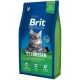 Brit premium 1,5kg cat Sterilised