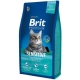 Brit premium 8,0kg cat sensitive