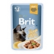 Brit premium 85g cat kaps.filety s tuňákem ve šťávě 1ks/24ks