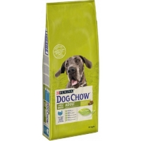 Purina Dog Chow 11+3kg Adult LB krůta