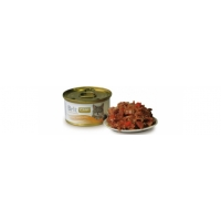 Brit care 80g cat tuna,carrot+pea