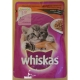 Whisk.100g kaps.junior hovězí cat/24ks